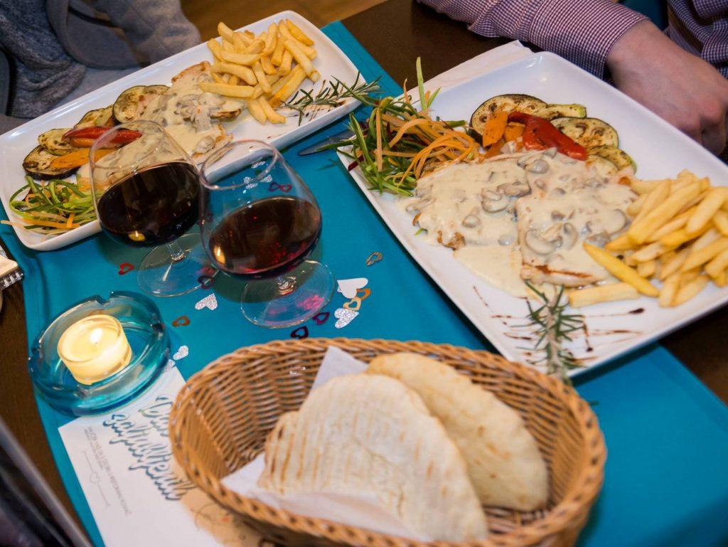 Restoran Kovač - Aviv Park Zrenjanin
